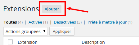 Comment installer et utiliser le plugin Wordpress Affiliation